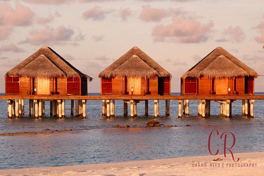 Maldives_Overwater Villa Trio WM