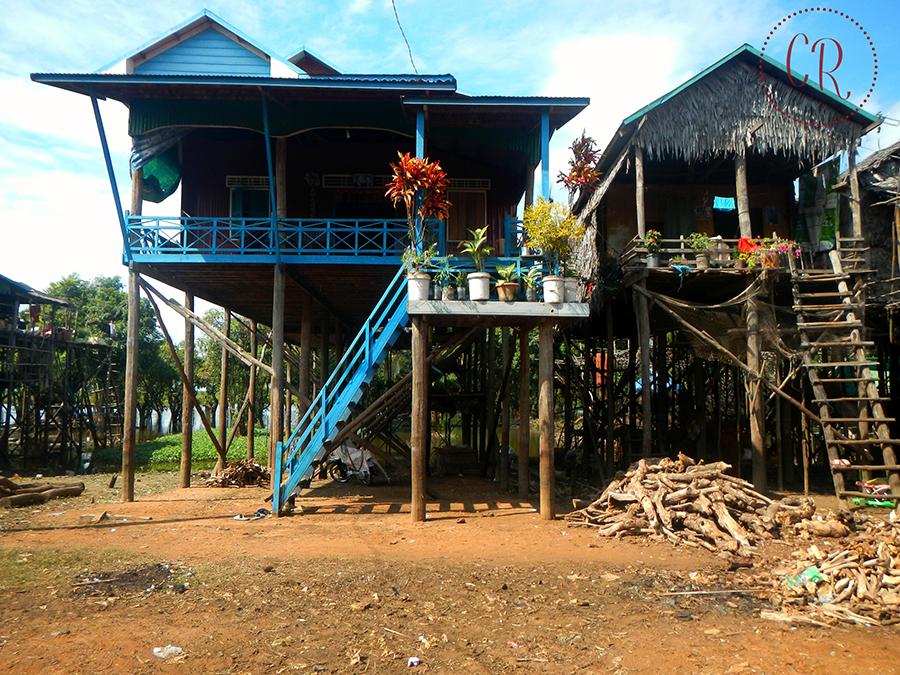 Siem Reap Blue House wm