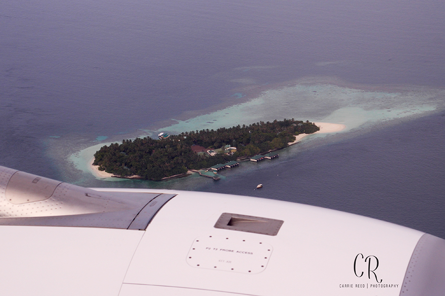 Maldives Plane wm