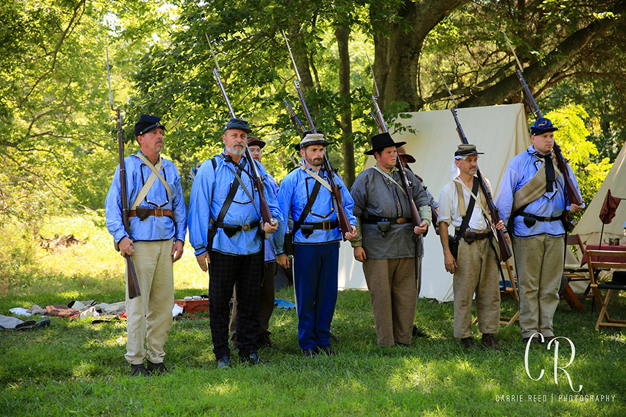 Virginia_Loudoun_Sully Civil War Soldiers_wm