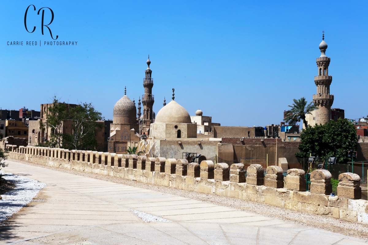 A Taste of Islamic Cairo-Al Azhar Park | Photography Behind the Scenes and Tips | www.carriereedphotosblog.com
